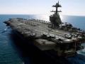 """航母密档 美国最新航母""""福特""""号即将正式下水"""