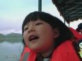 《爸爸去哪儿片花》第五期 坐船篇 村长雷人扮相唱民歌 石头诵诗喜逗鹅
