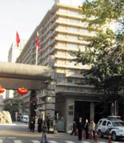 京西宾馆:北京的一个政治地标(组图)