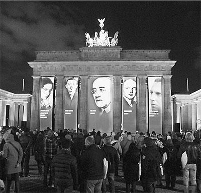 德国反思纳粹暴行:黑暗的历史不应被掩盖(图)-
