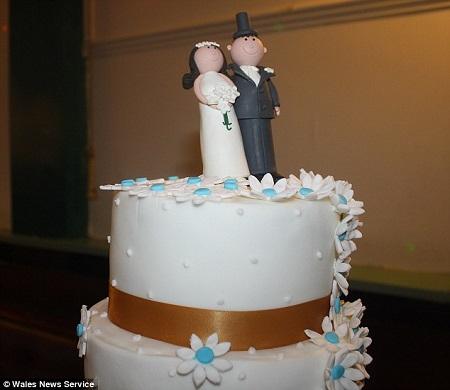 国庆蛋糕手工制作图片