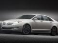 [海外新车]2013款林肯MKZ时尚气派新座驾