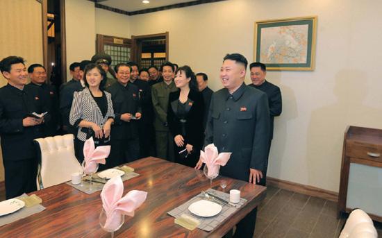 金正恩上台后朝鲜变化大
