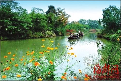 杭州西溪湿地公园