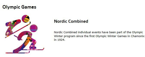 ��ŷ����(Nordic Combined)