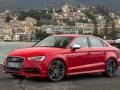 [海外新车]耳目一新 2014款奥迪S3 Sedan