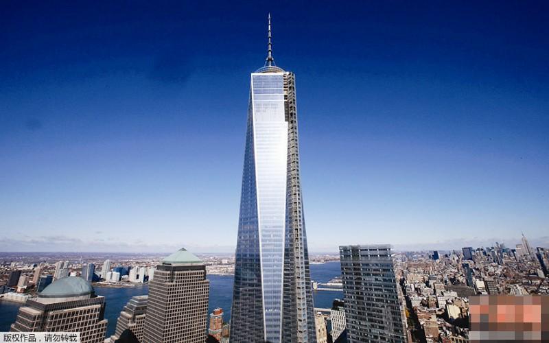 世界上最高的楼迪拜_541米世贸大楼 美国最高建筑(图)-搜狐滚动