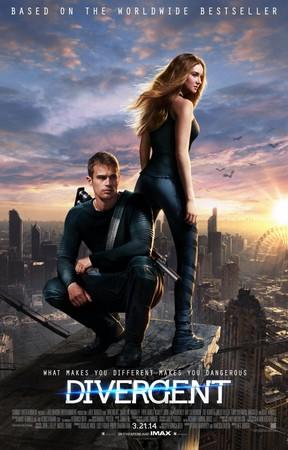 《分歧者》(Divergent)最新海报
