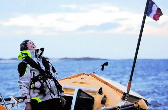 大西洋/加拿大女子皮划艇横渡大西洋,耗时129天。