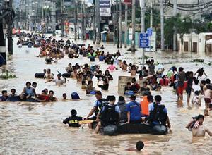 4 1菲律宾人质事件_菲律宾捐款迫在眉睫 台风带来严重灾情(组图)-搜狐苏州