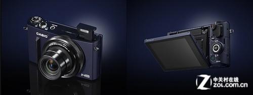 卡西欧正式发布新款便携小相机EX-10