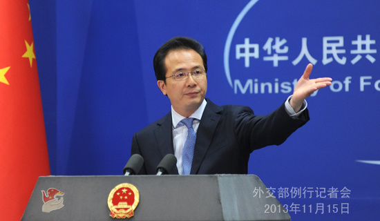 """外交部就冈比亚与台湾""""断交""""、钓鱼岛问题等答问"""