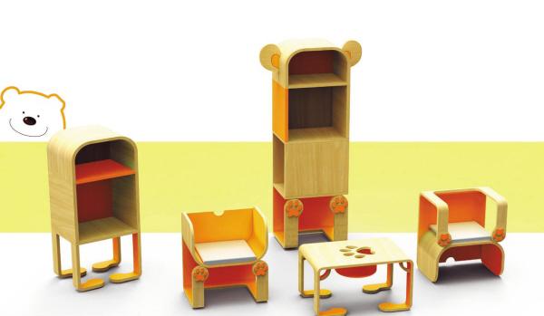 趣味儿童家具(图)