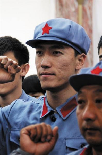 刘翔参加国家田径队