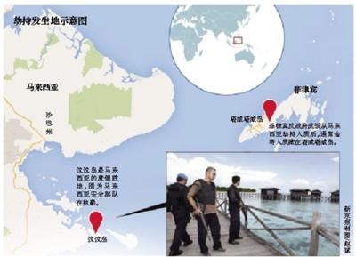 台湾夫妇马来西亚遭袭危险的东南亚旅游