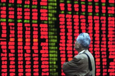 市场情绪回暖沪深股市大涨(图)