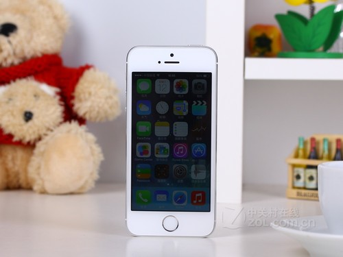 再降一成 港版16GB苹果iPhone5s仅4610