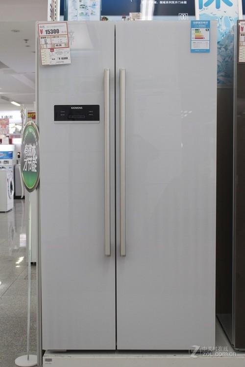 西门子冰箱温控器_独立制冷系统 西门子对开门冰箱15300元-搜狐数码