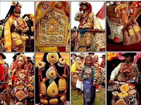 幼儿园手工作品藏族特色