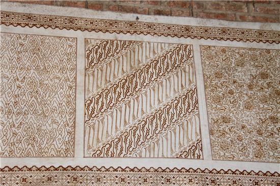 雅加达纺织博物馆之旅 学习巴迪克蜡染 组图