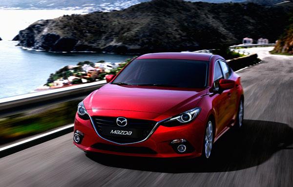 全新Mazda3