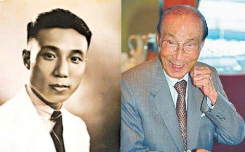邵逸夫在香港是绝对豪门、绝对令人敬佩.邵逸夫愿意花钱...