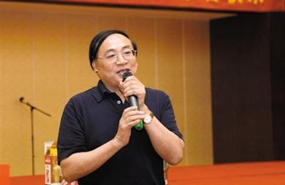 吴中集团董事长朱天晓被带走 疑涉季建业案(图