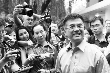 美驻华大使骆家辉宣布辞职