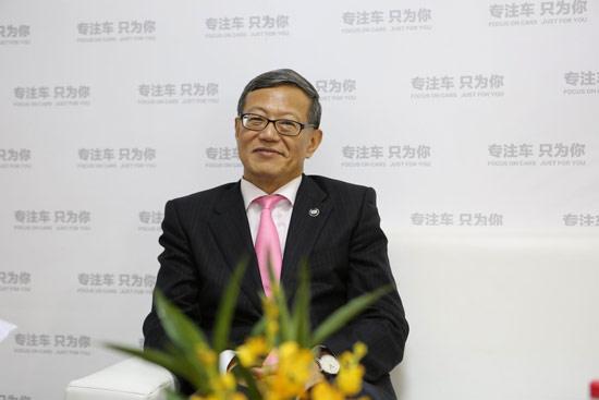 上海通用执行副总经理 刘曰海