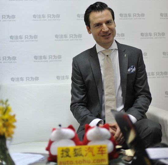 劳斯莱斯汽车中国区总监 亨瑞克