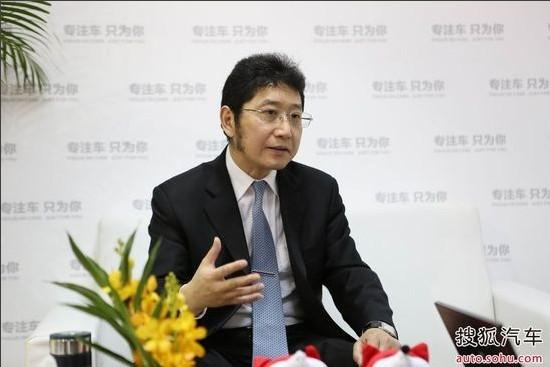 长安福特汽车有限公司执行副总裁 罗明刚