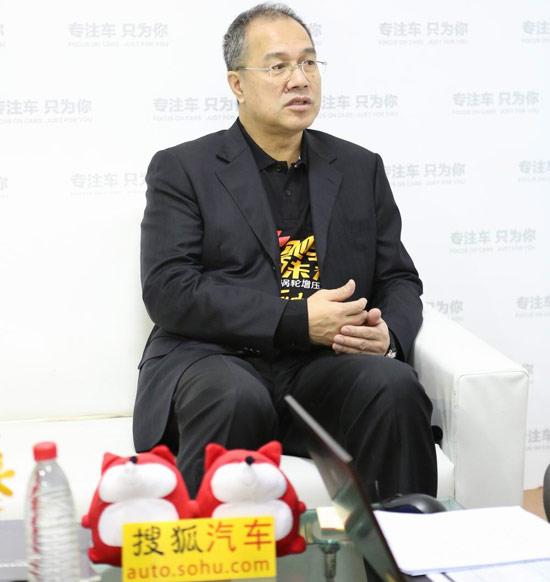 东南汽车公司总经理 左自生