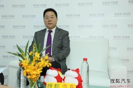江淮汽车股份有限公司副总经理、江淮乘用车营销公司总经理 严刚