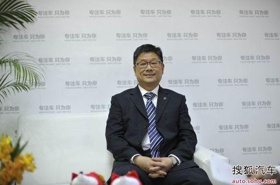 广汽菲亚特汽车有限公司执行副总经理 王秋景
