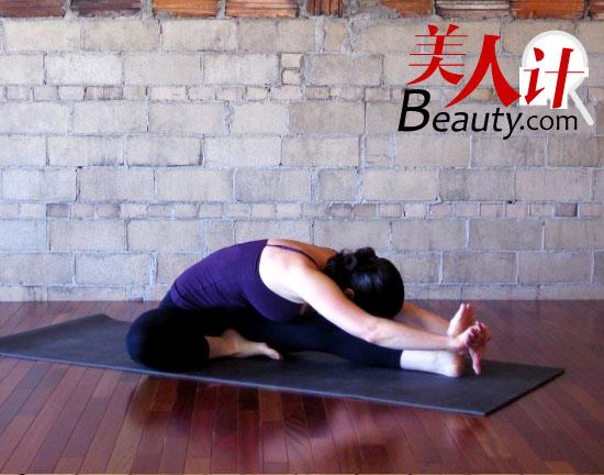 经典 瑜伽 曲线 身材/经典瑜伽动作塑造完美曲线身材