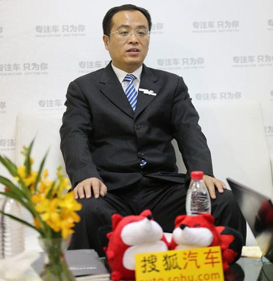 一汽吉林汽车有限公司常务党委副书记 矫有林