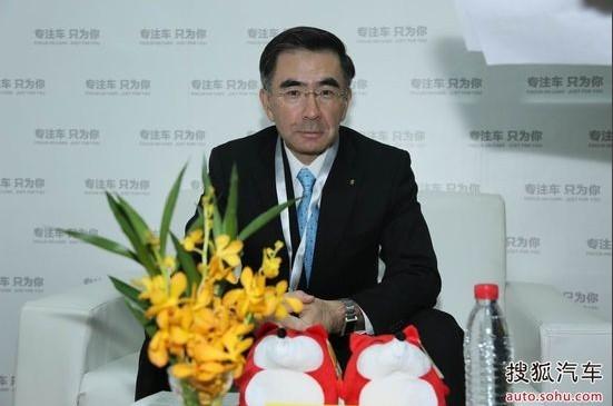 铃木株式会社副社长 铃木俊宏