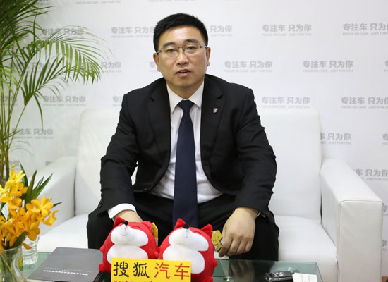 庞大汽贸集团股份有限公司副总经理 刘宏伟