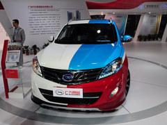 汽车经销商服务展 传祺gs5改装车现身(组图)-zuoai,之