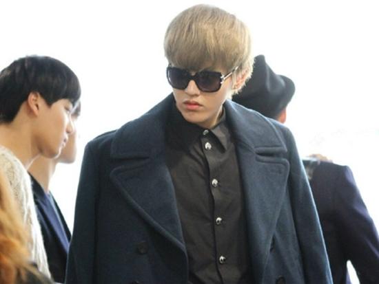 八卦日韩搜狐v八卦讯11月21日,exo由韩国仁川国际机场出发详解对各种皮头的飞往图片
