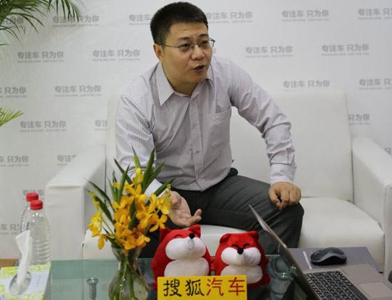 中信银行总行消费金融部市场营销部总经理助理 柴志刚