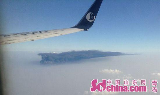 网友@tsuict 空中拍摄