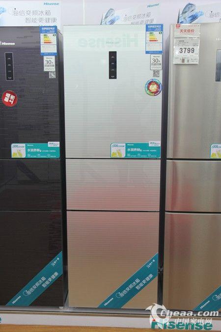海信冰箱BCD-230TDAGB整体外观