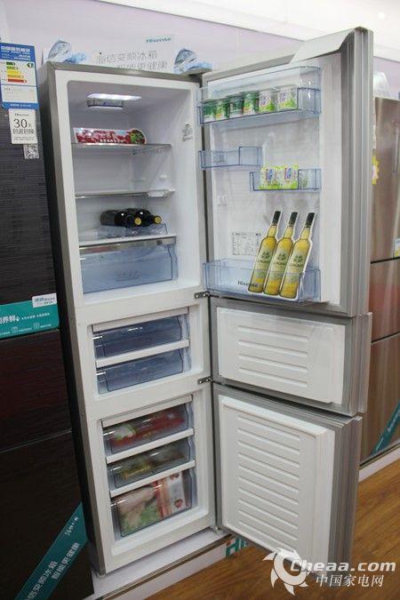 海信冰箱BCD-230TDAGB内部概览