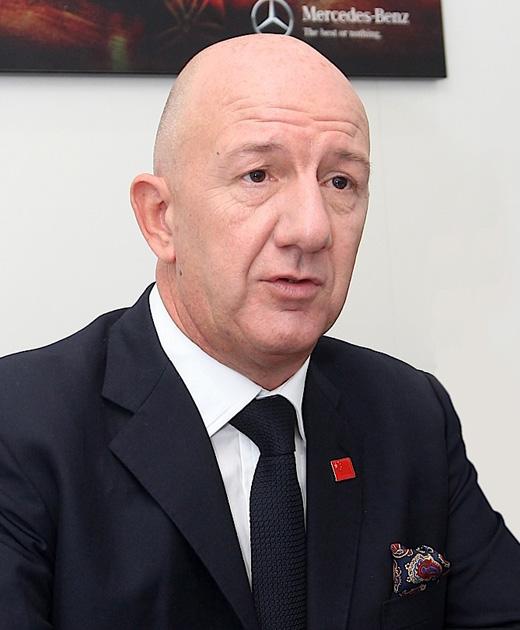 北京梅赛德斯—奔驰销售服务有限公司总裁兼首席执行官倪恺