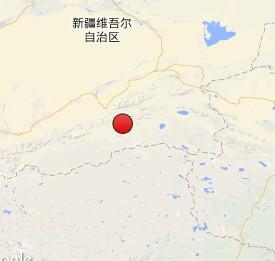 新疆巴音郭楞蒙古自治州发生5.6级地震 震源深度10千米
