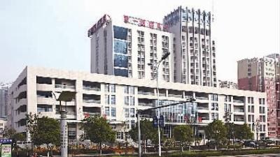 发展中的岳阳市一人民医院