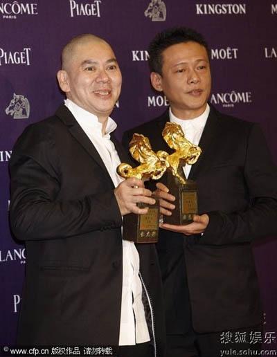 蔡明亮的《郊游》独得最佳导演、最佳男主角两座重量级奖项。