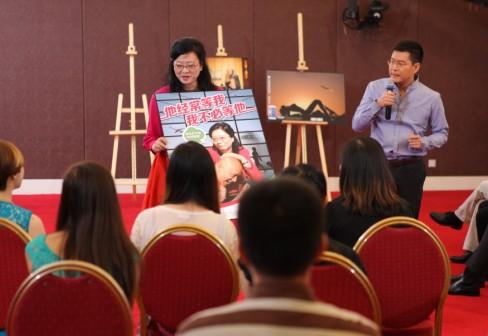 夏华江_赢在中国李静上演老娘style 夏华化身野蛮女友