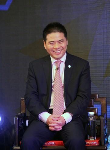 蒋锡培受邀参加鸿基金会客厅解读慈善精神(组图)